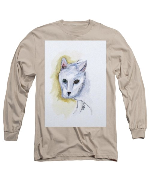 Jade The Cat Long Sleeve T-Shirt