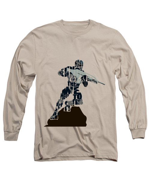 Jake Nomad Dunn Long Sleeve T-Shirt by Ayse Deniz