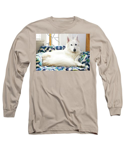 Jane In Her Favorite Spot Long Sleeve T-Shirt