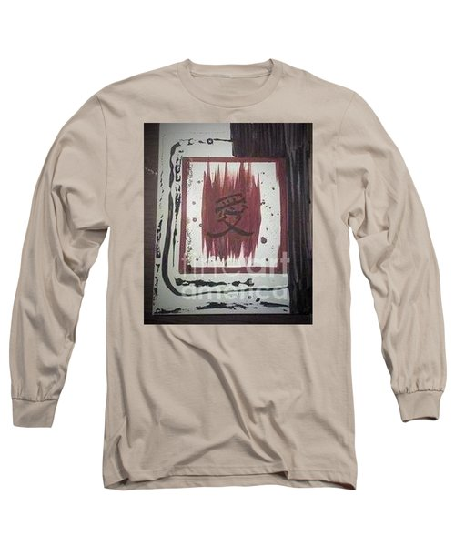 Japaness Love Long Sleeve T-Shirt by Talisa Hartley
