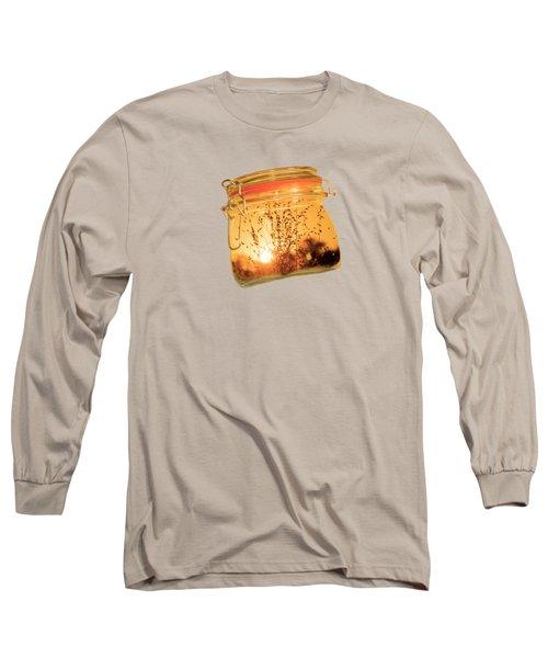 Jar Full Of Sunshine Long Sleeve T-Shirt