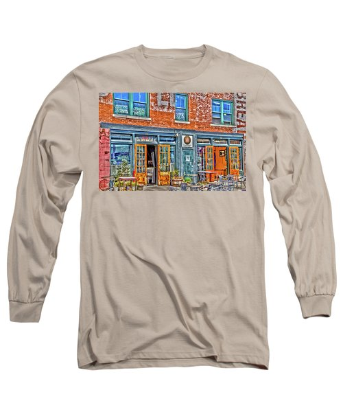Java House Long Sleeve T-Shirt