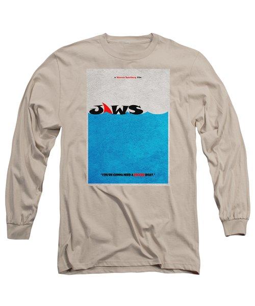 Jaws Long Sleeve T-Shirt