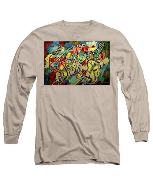 Jazz Rock Long Sleeve T-Shirt