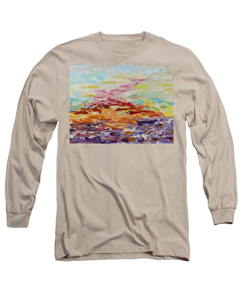 Jazzy Long Sleeve T-Shirt
