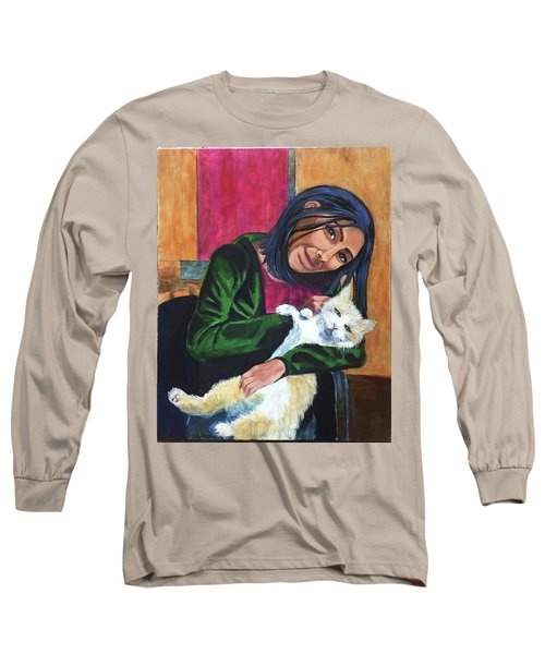 Jenny And Rogan Long Sleeve T-Shirt