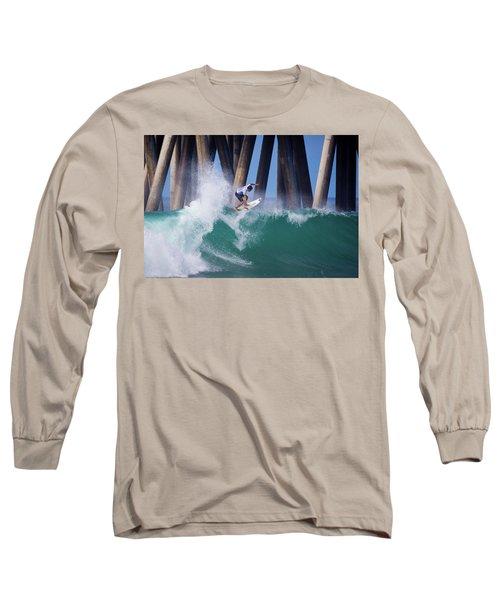 Jeremy Flores Long Sleeve T-Shirt