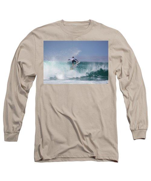 Jesse Mendes Long Sleeve T-Shirt