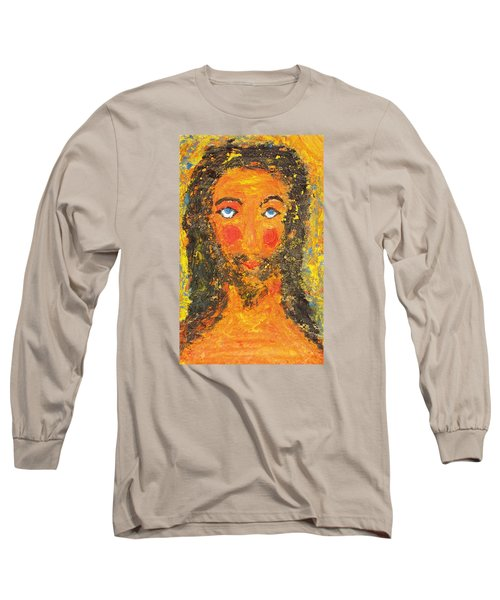 Jesus. Summer. Long Sleeve T-Shirt