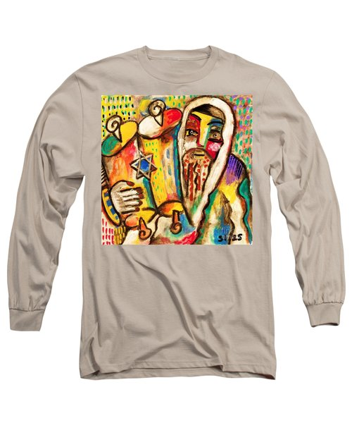 Jewish Celebrations Rejoicing In The Torah Long Sleeve T-Shirt