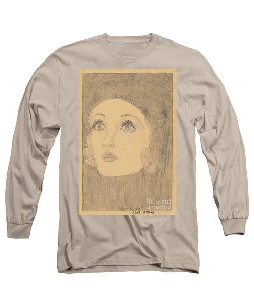 Joanne Bennett  Long Sleeve T-Shirt