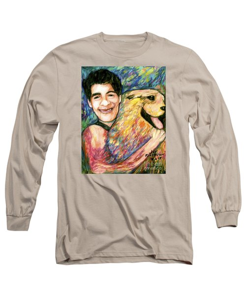 John And Sammy Long Sleeve T-Shirt