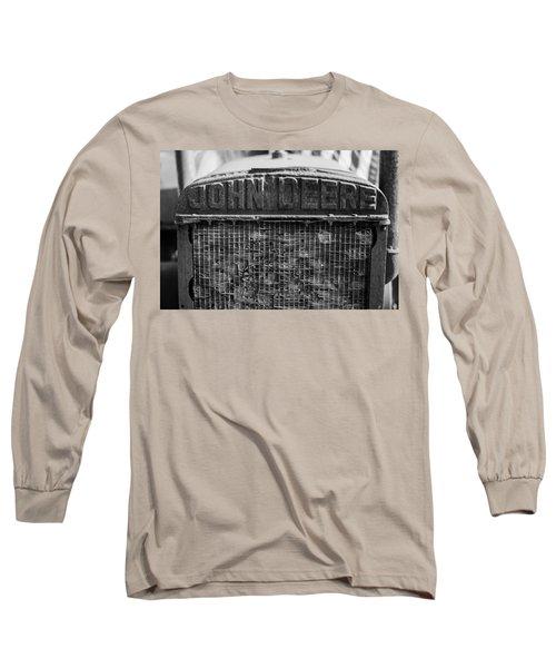 John Deere In Monochrome Long Sleeve T-Shirt