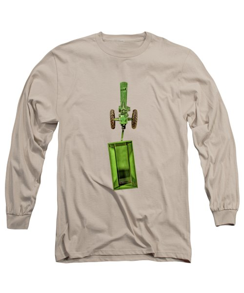 John Deer Wagon Top Long Sleeve T-Shirt