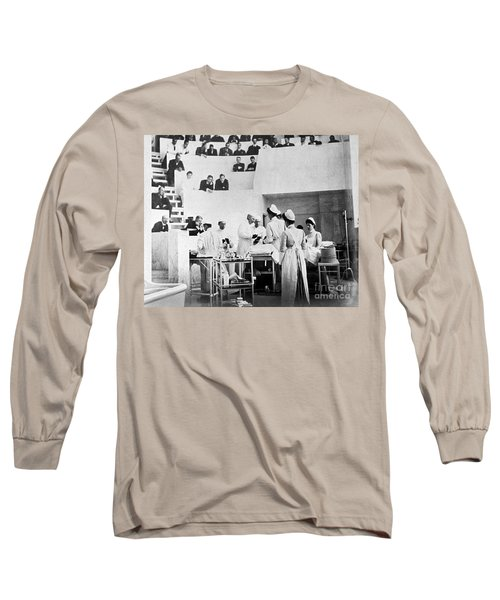 John Hopkins Operating Theater, 19031904 Long Sleeve T-Shirt