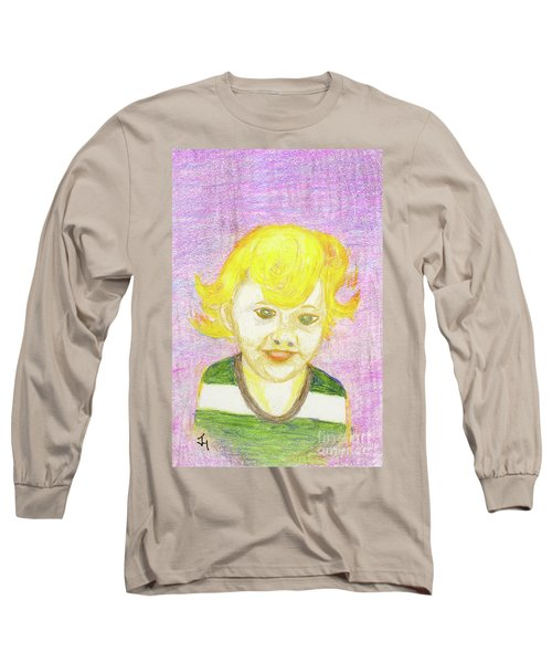 Johnny Long Sleeve T-Shirt