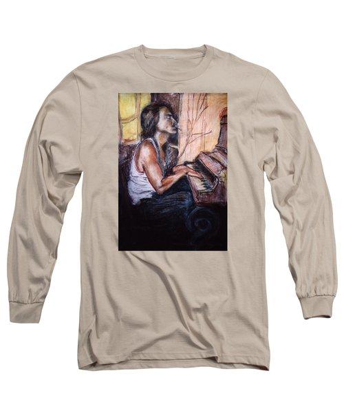 Johnny Long Sleeve T-Shirt by Luzia Light