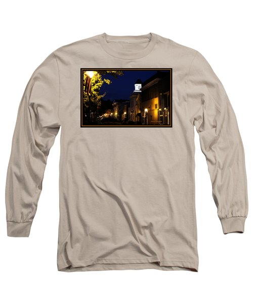 Long Sleeve T-Shirt featuring the photograph Jonesborough Tennessee 13 by Steven Lebron Langston