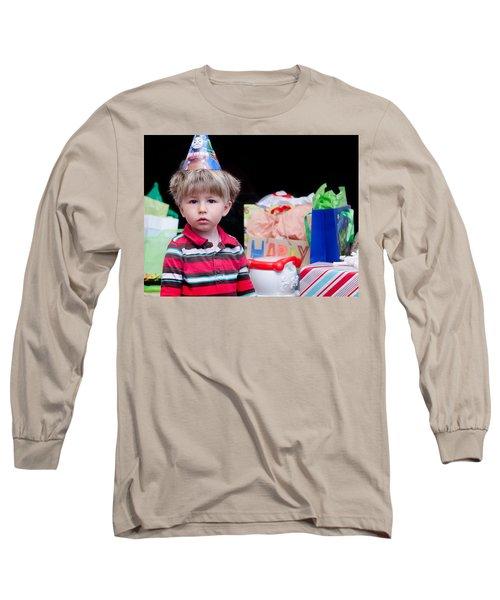 Joseph 3  Long Sleeve T-Shirt
