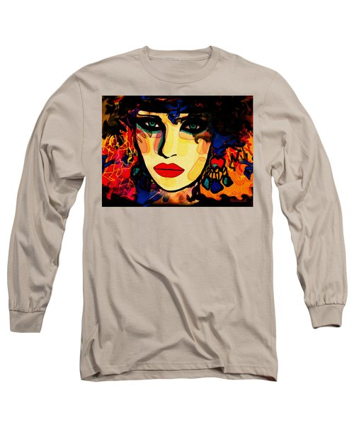 Josephine Long Sleeve T-Shirt by Natalie Holland