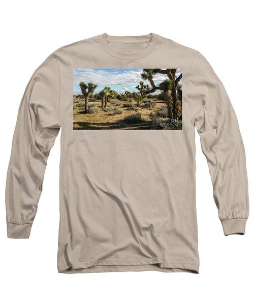 Joshua Tree's Long Sleeve T-Shirt