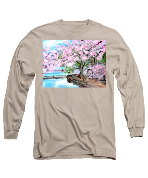 Joy Of Spring. For Sale Art Prints And Cards Long Sleeve T-Shirt