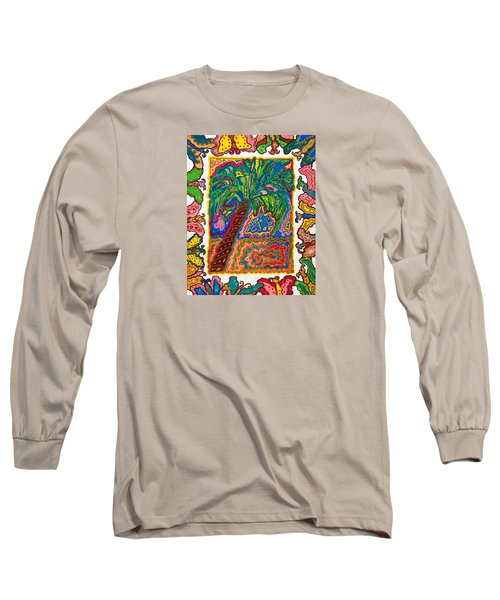 Joyful Flight - II Long Sleeve T-Shirt