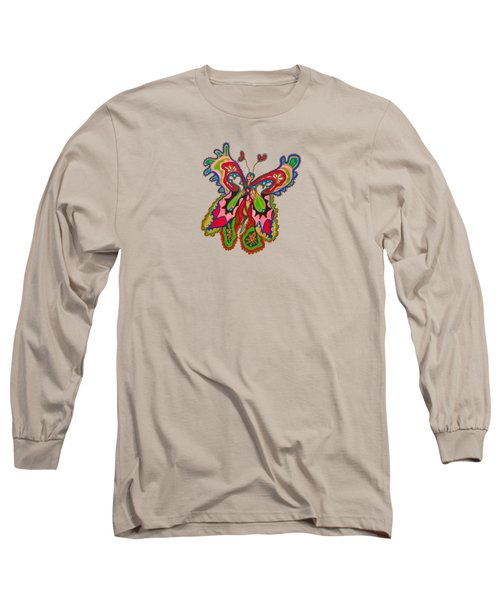 Joyful Flight - Iv Long Sleeve T-Shirt