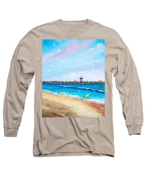 Jr. Lifeguards Long Sleeve T-Shirt