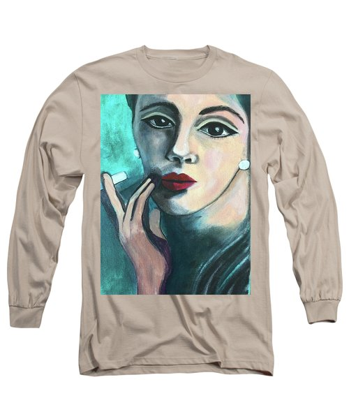 Silently Judging You Long Sleeve T-Shirt