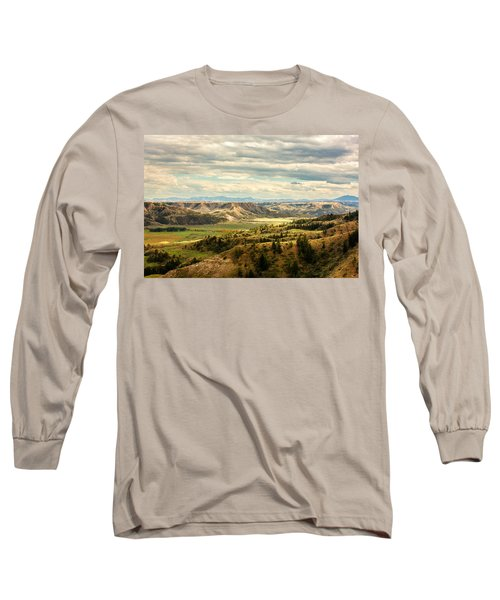 Judith River Breaks Long Sleeve T-Shirt