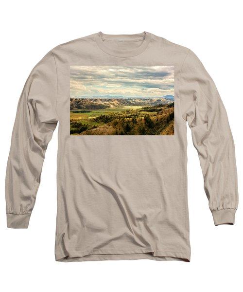 Judith River Breaks Long Sleeve T-Shirt