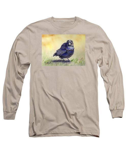 Judy's Raven Long Sleeve T-Shirt