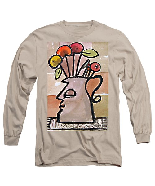 Jug Face Long Sleeve T-Shirt