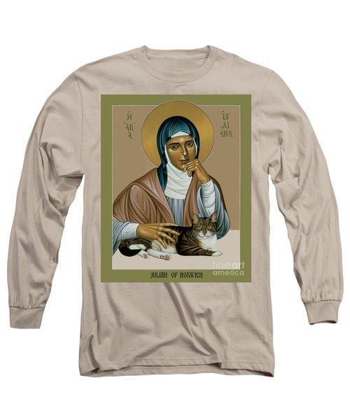 Julian Of Norwich - Rljon Long Sleeve T-Shirt