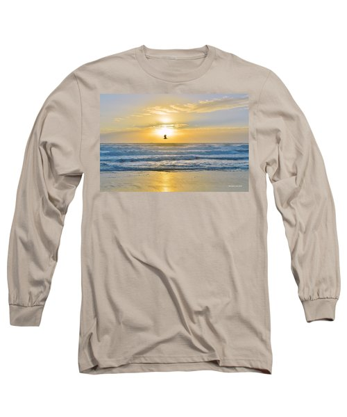 July 30 Sunrise Nh Long Sleeve T-Shirt