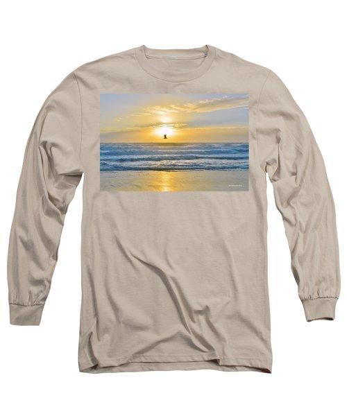 July 30 Sunrise Nh Long Sleeve T-Shirt