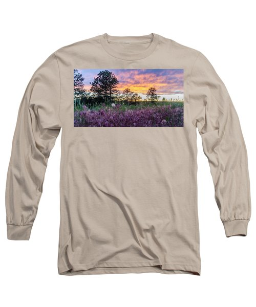 June Color At The Rimrocks Long Sleeve T-Shirt