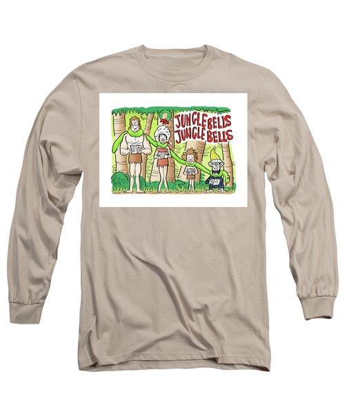 Jungle Bells Long Sleeve T-Shirt