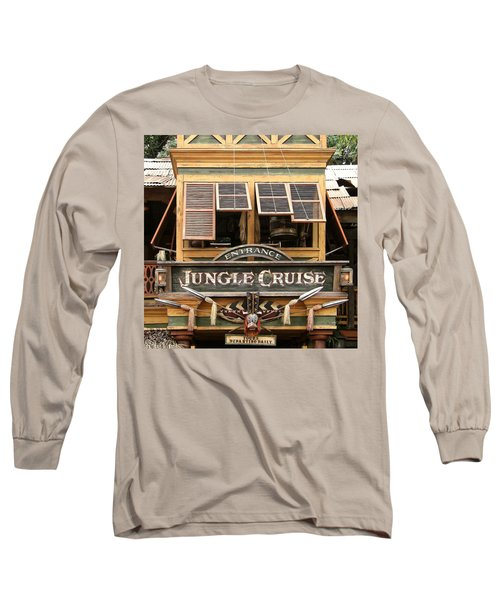 Jungle Cruise - Disneyland Long Sleeve T-Shirt