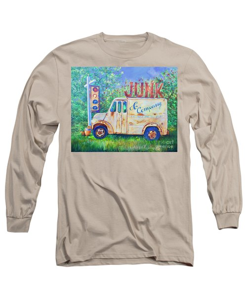 Junk Truck Long Sleeve T-Shirt