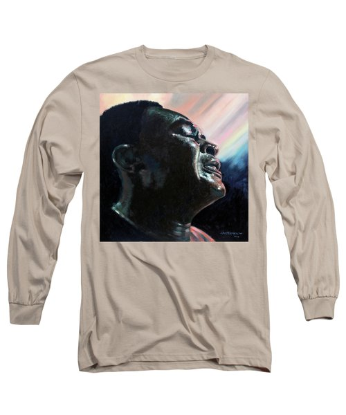 Just A Closer Walk With Thee Long Sleeve T-Shirt