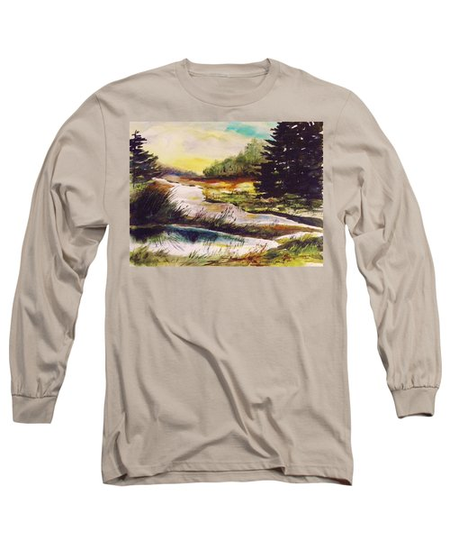 Just After Daybreak Long Sleeve T-Shirt