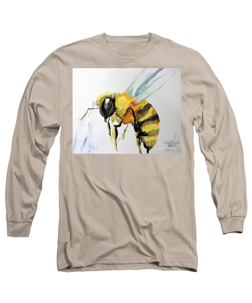 Just Beecause Long Sleeve T-Shirt by Tom Riggs