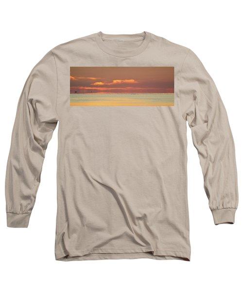 Just Before Sunrise 2  Long Sleeve T-Shirt