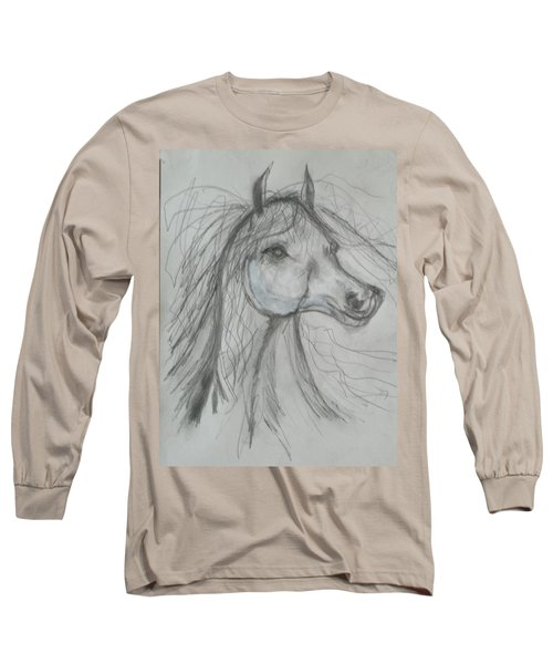 Just Free Long Sleeve T-Shirt by Sharyn Winters
