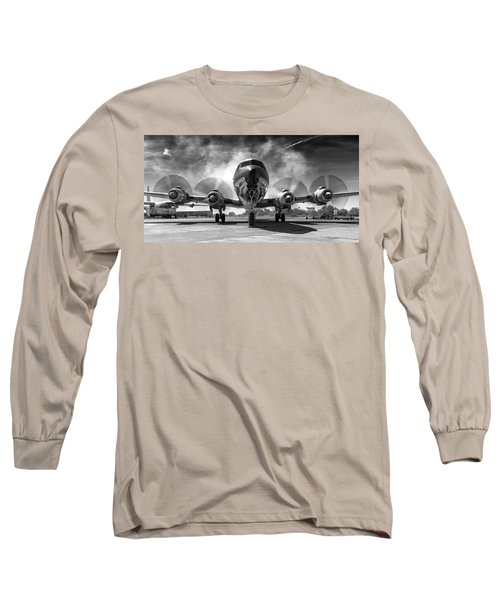 Just Getting Warmed Up Long Sleeve T-Shirt