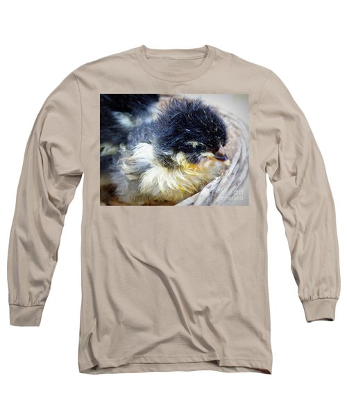 Just Hatched Long Sleeve T-Shirt