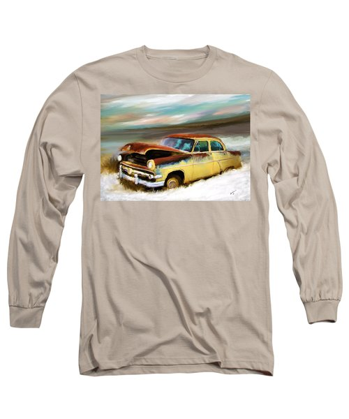 Just Needs A Paint Job Long Sleeve T-Shirt