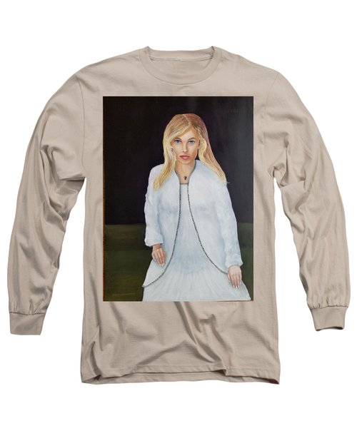 Just Posing Long Sleeve T-Shirt